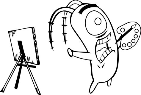 spongebob coloring sponge coloring pages