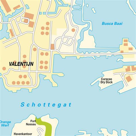 netherlands curacao map map willemstad netherlands antilles maps and directions