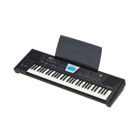 roland bk  bk teclado de acompanamiento portatil  teclas  voces domisol