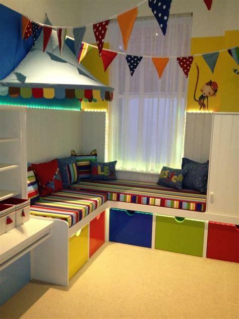 design kleines kinderzimmer kinderzimmer gestaltung grelle farbt 246 ne clever einsetzen