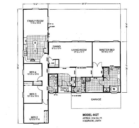 cool villa homes floor plans new home plans design