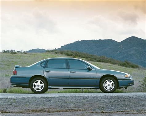 chevrolet impala specs 1999 2000 2001 2002 2003 2004 2005 autoevolution 1999 chevrolet impala image