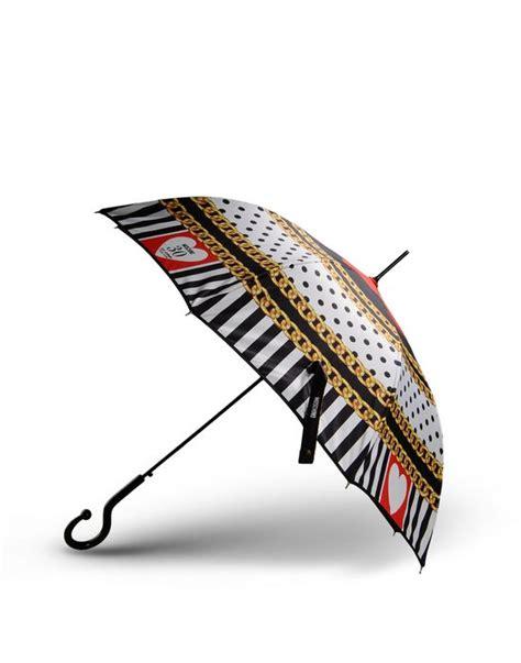 Moschino Maxy moschino maxi umbrella moschino