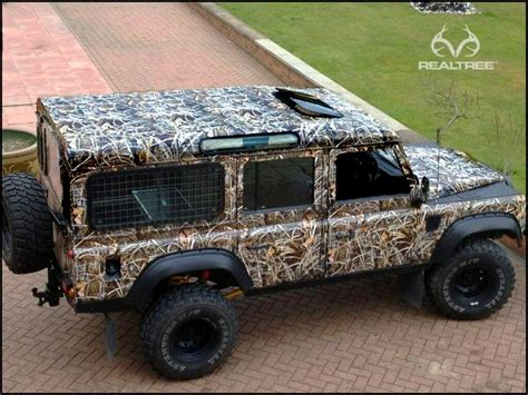 land rover camo land rover fans are crazy about realtreecamo too i think