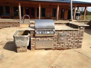 Kitchens With Islands Photo Gallery small kitchens bbq islands fireside outdoor kitchens
