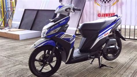 Lu Led Motor Mio M3 85 foto modifikasi motor mio m3 teamodifikasi