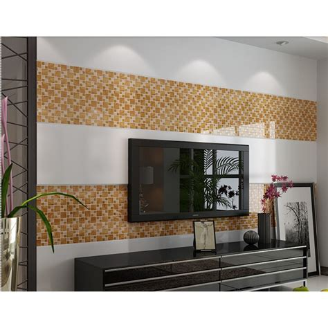 kitchen wall tiles design wall covers gold tile backsplash ideas bathroom crystal glass mosaic