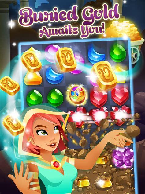 genies gems puzzle game jam city