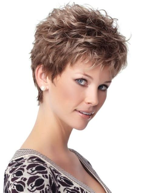 younger short hair styles for women in there 70s look younger than what you are by wearing this short