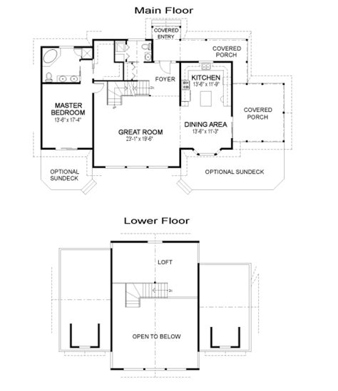 post and beam home plans buckhorn custom retreats cottages post beam homes