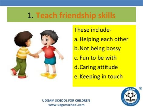 5 tips to create a kid friendly and parent friendly 5 tips to help your child to make friends