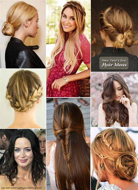 new year s eve hairstyle ideas new year s eve hair ideas