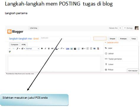 oke pos langkah langkah membuat akun di gmail langkah langkah membuat gmail dan blog