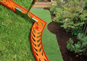 Lawn Border Design Ideas How To Install Landscape Edging Stone Front Yard Landscaping Ideas