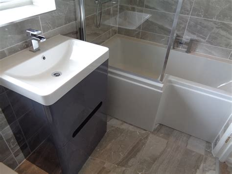l shaped bathtub bathroom l 28 images refitting bathroom in stratford