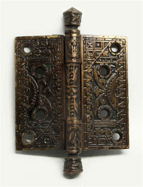 decorative door hinges ornate bronze decorative hinge olde good things