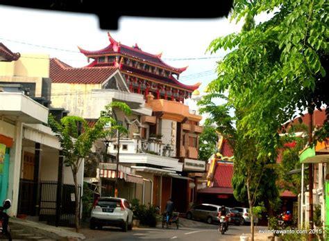 destinasi wisata pekalongan pesona kota tua pecinan