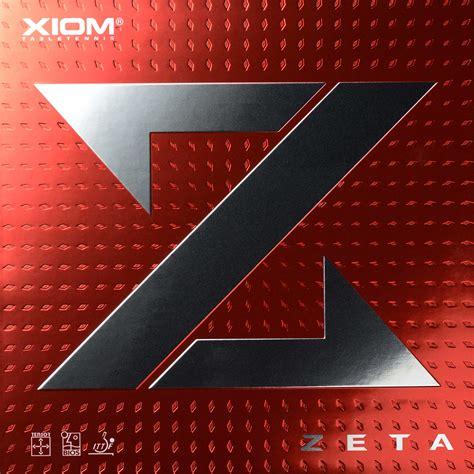 Xiom Rubber Zeta xiom