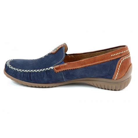 wide fitting loafers gabor shoes california womens wide fitting loafer in