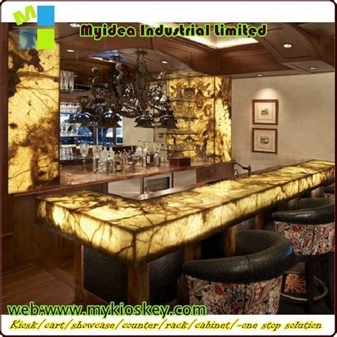 2015 unique made bar counter for reception counter