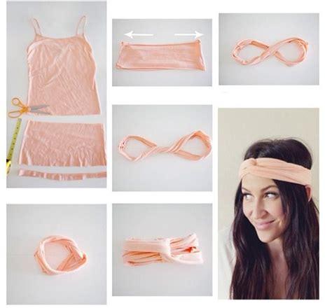 t shirt headband pattern diy boho headband headbands pinterest boho