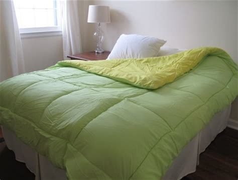 lime green twin comforter dorm necessities for college students lime green yellow