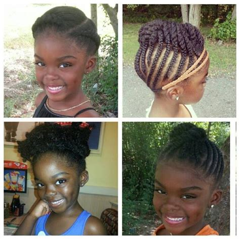 easy to manage hairstyles for black women natural hairstyles for kids 19 easy to manage styles