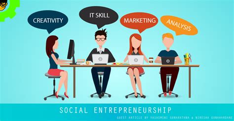 Ut Mba Entrepreneurship by Social Entrepreneurship Vision For A Better World
