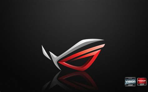 asus amd wallpaper amd and asus rog amd technology background wallpapers