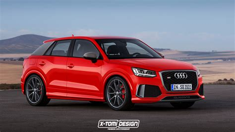 Audi Rs by Audi Rs Q2 Can Finally Be Rendered Could Happen By 2018