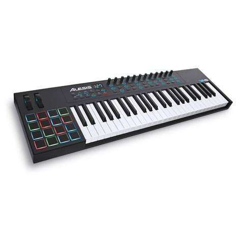 Keyboard Midi alesis vi49 midi keyboard controller at gear4music
