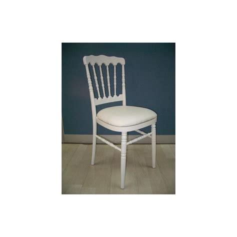 chaise napoleon blanche location chaise napoleon 3 pour mariage r 233 ception d 233 co