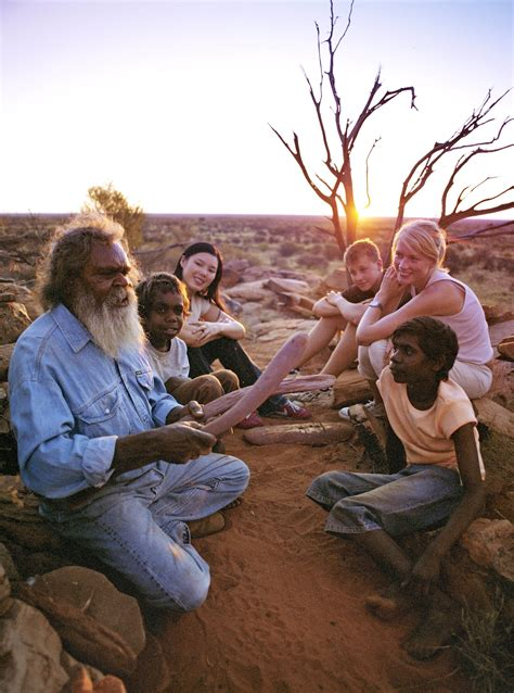 storytellers who pass on traditions and stories discover the real australia on walkabout swain