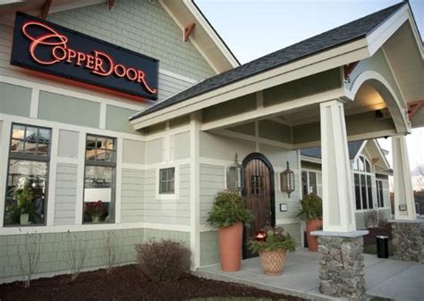 Copper Door Bedford New Hshire ranked 9 of 39 restaurants in bedford