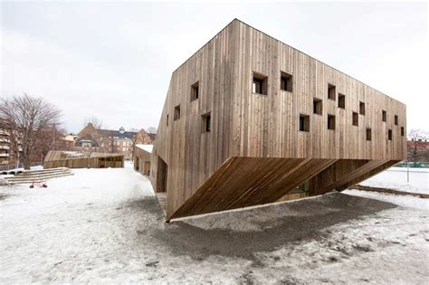 house builder reiulf ramstad architects office archdaily
