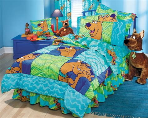 Scooby Doo Sheets For Girls Pictures To Pin On Pinterest Scooby Doo Bed Sheets