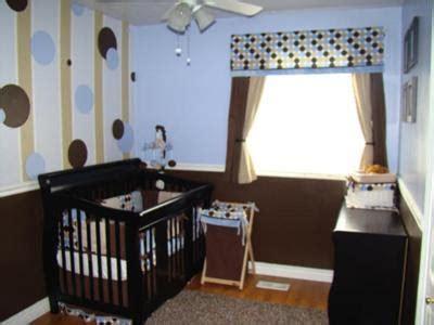 Blue And Brown Nursery Decorating Ideas Baby Room Ideas Boys Boys Room Makeover