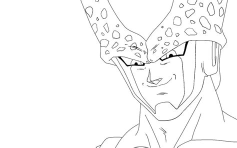 Dbz Drawings   AZ Coloring Pages