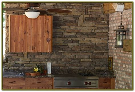 stone veneer kitchen backsplash 18 best brick backsplash images on pinterest kitchen