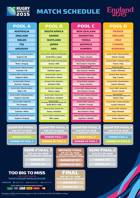 printable schedule rugby world cup 2015 2015 rugby world cup guide first car rental