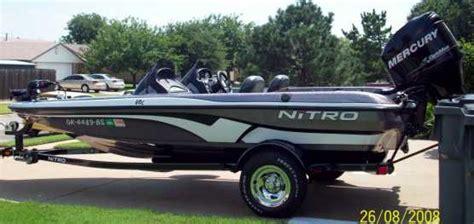 nitro bass boat green nitro