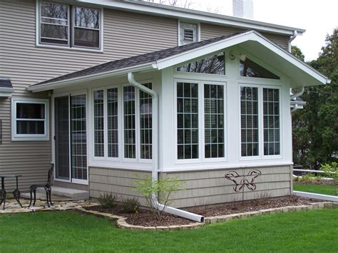 Four Season Sunroom three season four season sunrooms patios hometown building home design