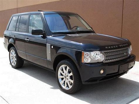 find used 08 land rover range rover supercharged 4 2l awd