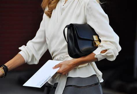 Classic Fashion Big Box Grey Intl 10 reasons everyone should own a c 233 line handbag purseblog
