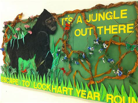 In The Jungle Sound Boardbook With Touch And Feel jungle bulletin board flickr photo