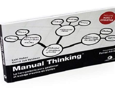 libro thinking from a to libros para emprendedores cuatro t 237 tulos indispensables