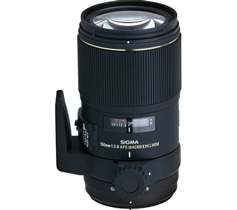 Sigma Dg Macro buy sigma 150 mm f 2 8 apo ex dg hsm macro lens for nikon free delivery currys
