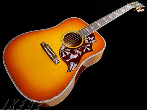 Gibson Hummingbird Quilted Maple pin by max nonaka on acoustic guitars