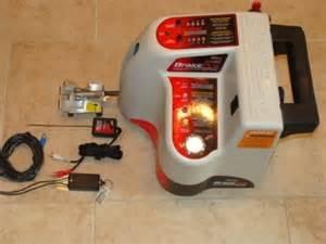 Braking System For Rv Towing Brake Pro Buddy Rv Tow Braking Brake Away System Ebay