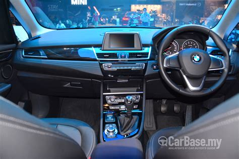 Bmw 2 Interior by Bmw 2 Series Active Tourer F45 2015 Interior Image In Malaysia Reviews Specs Prices